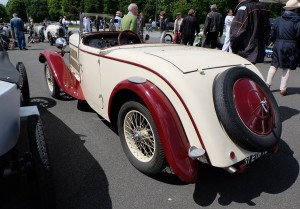 Salmson S4 Roadster 1931 5