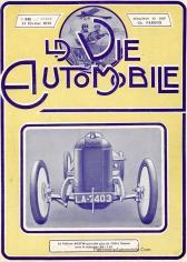 austin-la-vie-automobile-213x300 Austin Hall Scott Aéro 1911/18 Cyclecar / Grand-Sport / Bitza Divers