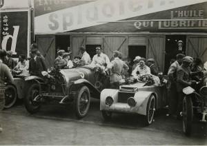 925.-Les-24-heures-du-Mans.-Courcelles-Rossignol-et-Lorraine-Dietrich-300x212 Lorraine Dietrich aux 24h du Mans de 1925 Divers Lorraine Dietrich Lorraine Dietrich aux 24h du Mans de 1925