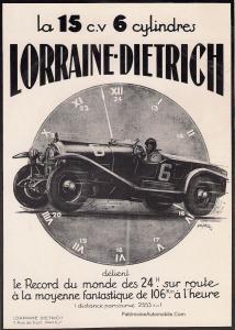 DeCourcelles_image026-214x300 Lorraine Dietrich aux 24h du Mans de 1926 Divers Lorraine Dietrich Lorraine Dietrich aux 24h du Mans de 1926