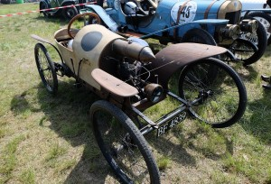 Grafton CYCLECAR 300CC 1919 ( UK ) GUNN TIM 2