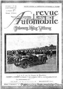 SCAP-montlhery1927clementguibert-214x300 SCAP Sport 1927 Cyclecar / Grand-Sport / Bitza Divers
