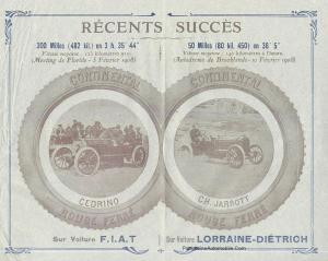 continentalpubLD-300x239 les marques de pneus font la pub de Lorraine Dietrich Divers Lorraine Dietrich Divers