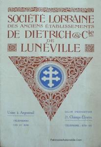 doc1912LD1-206x300 Caractéristiques et désignations des châssis Lorraine Dietrich avant '14 Caractéristiques des Lorraine avant 1914