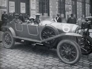 lorraine6-stoffel-brisson-2°-300x225 Lorraine Dietrich aux 24 h du Mans 1924 Lorraine Dietrich Lorraine Dietrich aux 24 h du Mans 1924