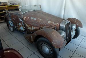 Georges-Irat-300x202 Georges Irat, voiture de l'élite Divers Georges Irat Voitures françaises avant-guerre