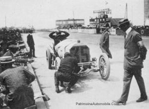 "Mercedes-1908_GPDieppe-2-300x220 Mercedes-Simplex ""Grand prix de France"" 1908 Cyclecar / Grand-Sport / Bitza Divers Voitures étrangères avant guerre"