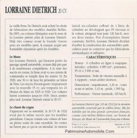 Lorraine-Dietrich-20cv-0002-297x300 Lorraine 20 CV (types 310/311) Lorraine 20 Cv Lorraine Dietrich