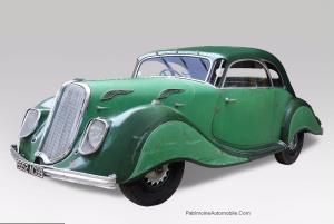 Panhard-Dynamic-8-300x201 PANHARD & LEVASSOR Dynamic Coupé de 1936 Divers Voitures françaises avant-guerre