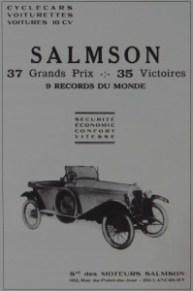 Salmson 35 victoires