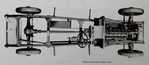 lorraine-20cv-châssis-300x132 Lorraine 20 CV (types 310/311) Lorraine 20 Cv