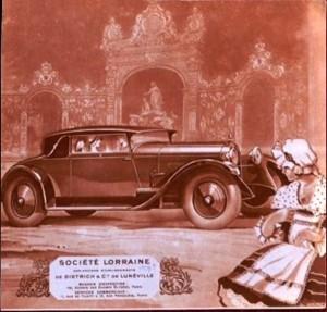 Lorraine Dietrich 1929