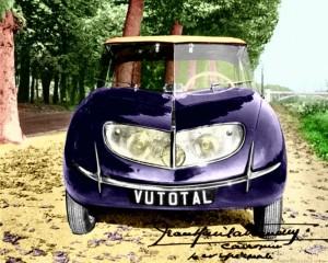 4CV Labourdette 767cc 1950