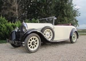 Talbot 11 six 1929 12