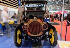 Chenard-et-Walcker-1-300x204 Chenard et Walcker Type P de 1908 Divers Voitures françaises avant-guerre