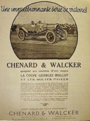 Chenard et Walcker 12