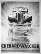 Chenard-et-Walcker-1930-10-230x300 Chenard et Walcker Type P de 1908 Divers Voitures françaises avant-guerre