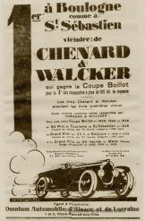 Chenard-et-Walcker-9-197x300 Chenard et Walcker Type P de 1908 Divers Voitures françaises avant-guerre