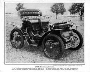 De Dion Bouton 1900 10