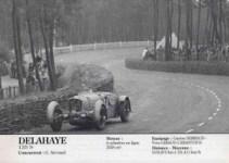 Delahaye 135 aux 24h dumans 1938 2