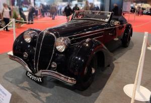 Delahaye 135 cabrio Chapron de 1937 2