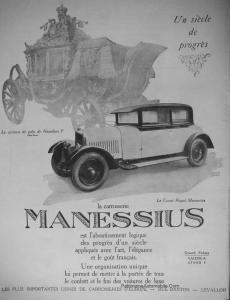 manessius-voisin-1927-2-230x300 Voisin C3 Manessius Divers Voisin