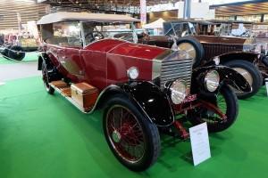 5-RR-20HP-1926-3-300x200 Retrospective Rolls-Royce Divers Voitures étrangères avant guerre