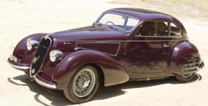 Alfa Romeo 6C 2300B berlinette 1937 1