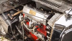 Aston Martin Le Mans 1½-Litre 2ème série de châssis long 'Tourer' 1933 5