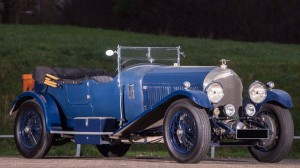 Bentley 6,5 L Tourer Vanden Plas 1926 1