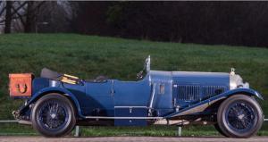 Bentley-65-L-Tourer-Vanden-Plas-1926-2-300x159 Vente Artcurial de Rétromobile (2016), ma sélection Divers