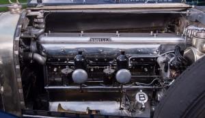 Bentley 6,5 L Tourer Vanden Plas 1926 5