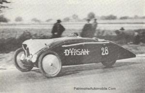 DYrsan-1-300x192 D'Yrsan type DS de 1925 Cyclecar / Grand-Sport / Bitza Divers