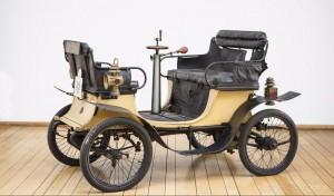 De Dion-Bouton Vis-à-vis Type D 1899 5