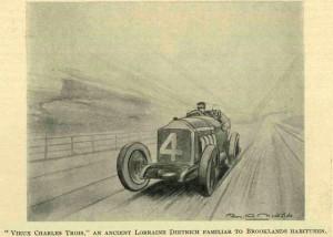 Lorraine Dietrich motor sport 1927 photo 1
