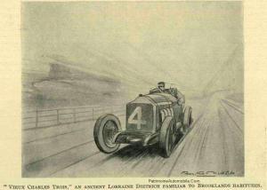 motor-sport-1927-photo-1-300x214 Les Grandes Marques de Course, Lorraine Dietrich dans MotorSport de nov.1927 Lorraine Dietrich dans MotorSport