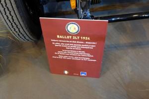Ballot 2LT 1924 camion 1