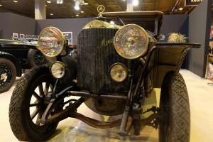 Mercedes 2895 Phaetin 1914 8