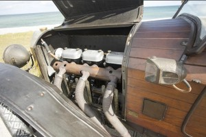 Mercedes 2895 Phaetin 1914 moteur 1