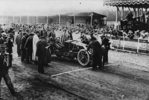 Renault type AK 1906_grille de départ