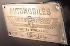 Voisin c14 Chartres 1931 b11