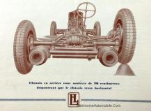 chassis-vue-arriere-harris-leon-laisne-13412-300x219 Harris Léon Laisne de 1931 Divers Voitures françaises avant-guerre
