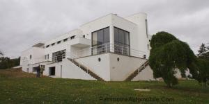 villa-poiret-a-mezy-sur-seine-yvelines--300x150 Voisin C14 Coupé Chartre 1931 (Collection Julia) Voisin