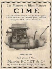 CIME pub