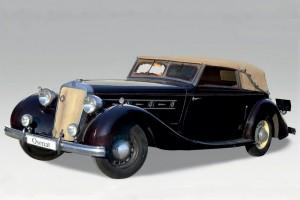 Delage-D8-1936-1-300x200 Delage D8-120 cabriolet de Villars de 1936 Divers Voitures françaises avant-guerre