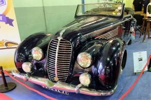 Delahaye 135M cabriolet Chapron 1948 (2)