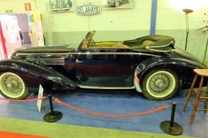 Delahaye 135M cabriolet Chapron 1948 (4)