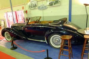 Delahaye 135M cabriolet Chapron 1948 (5)