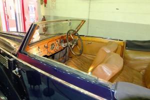 Delahaye 135M cabriolet Chapron 1948 (6)