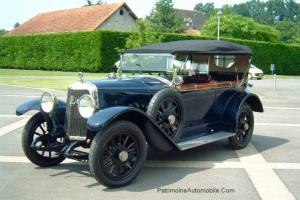 Panhard-Levassor-X33-10-300x200 Panhard Levassor X33 de 1922 Divers Voitures françaises avant-guerre